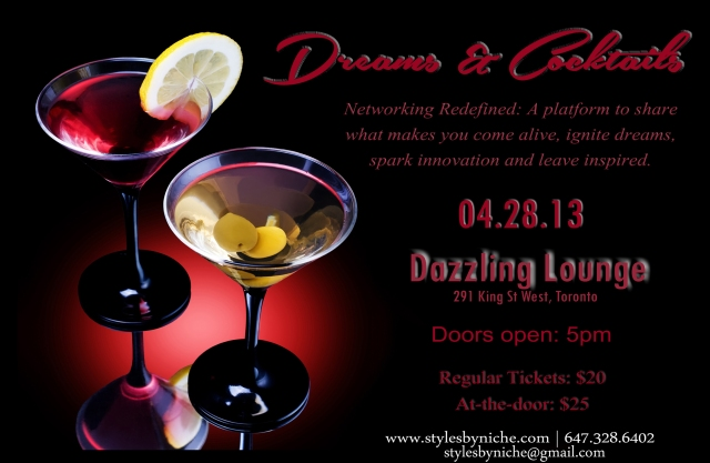 Dreams & Cocktails: What's Your Thing?